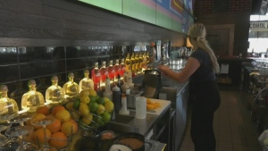 Downtown restaurants celebrate return of the Jets
