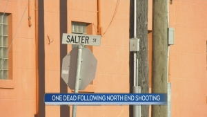 Man dead after North End shooting