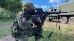 Canadian Army training in Puslinch Township