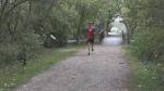Dave Beatty ran 132 km for Heart & Stroke