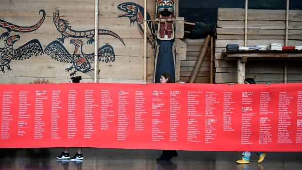 Businesses, schools and cities to observe National Day for Truth and Reconciliation