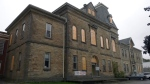 Spooky 165-year-old jail in Owen Sound, Ont. on th