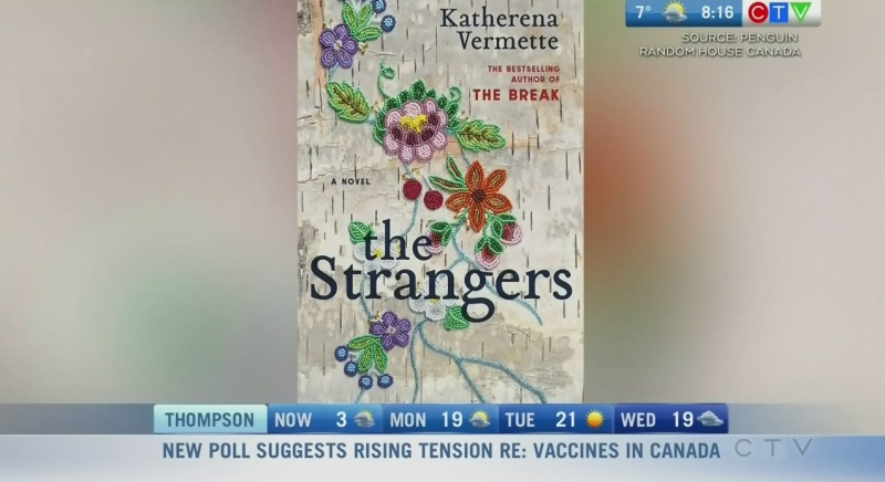 The new book from a Winnipeg author