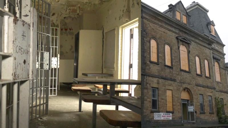 Jail for sale in Owen Sound