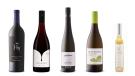 Columbia Crest H3 Merlot 2016, Imagery Estate Winery Pinot Noir 2019, Zull Grüner Veltliner 2018, Pine Ridge Vineyards Chenin Blanc Viognier 2020, Lakeview Cellars Riesling Icewine 2019