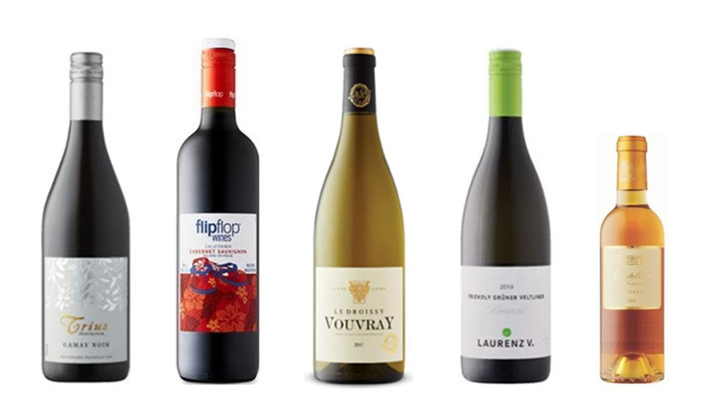 Natalie MacLean's Wines of the Week Sept. 20, 2021