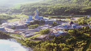 At least 39 miners trapped in Sudbury, Ont.