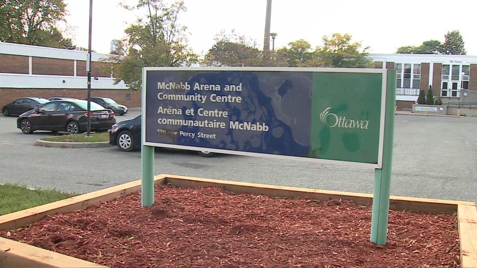 McNabb Arena