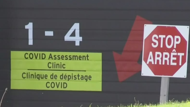 Wait times rise in N.B. for COVID-19 testing