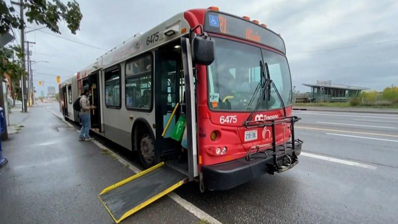 LRT breakdown extends bus commute times
