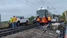 TSB report: Derailed train had problems for hours