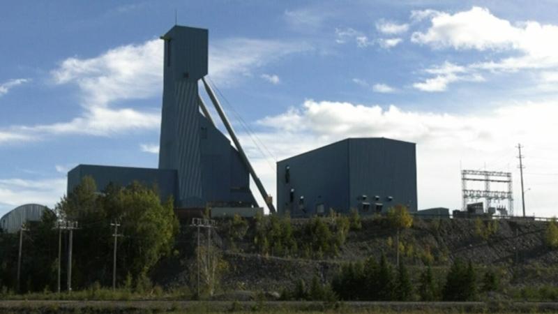 Rescue operation underway at Sudbury's Totten Mine