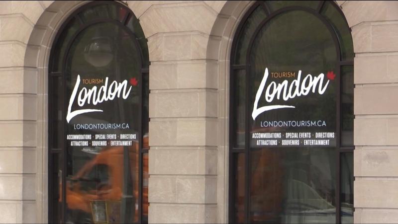 Tourism London (Brent Lale / CTV News)