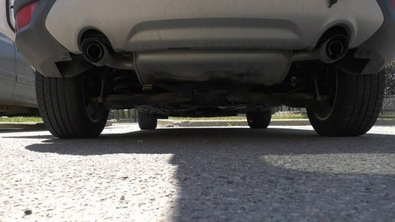 Catalytic converter thefts increase in Edmonton