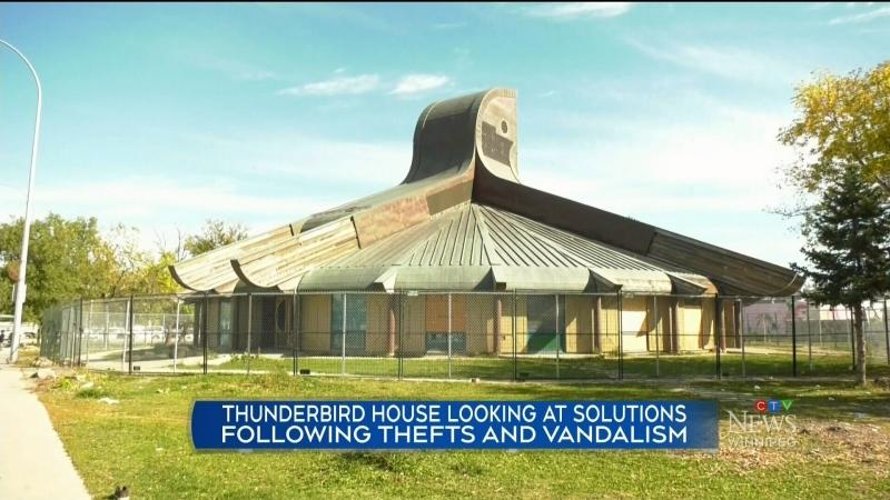 Thunderbird House