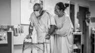 COVID victim advises unvaccinated to get a shot