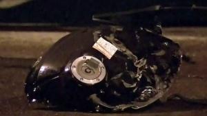 Speeding concerns after fatal UBC crash