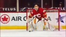 Flames goalie Jacob Markstrom has a new mask and high hopes for the 2021-22 season. Glenn Campbell reports
