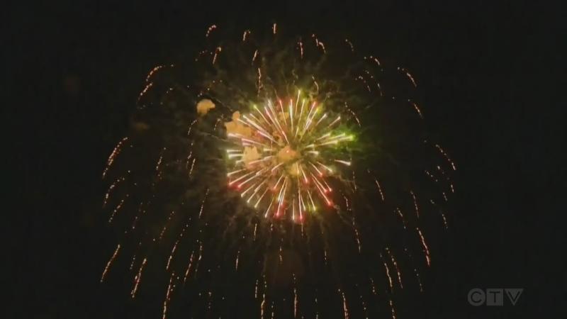 waterloo fireworks