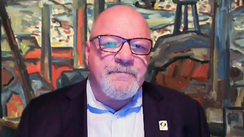 Sudbury Mayor Brian Bigger