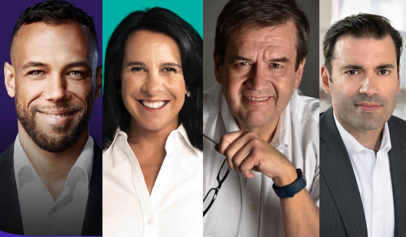 The Montreal mayoral candidates for 2021.