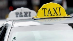 Caledon OPP issue a public safety warning about a taxi scam happening in Bolton, Ont. (OPP_CR)