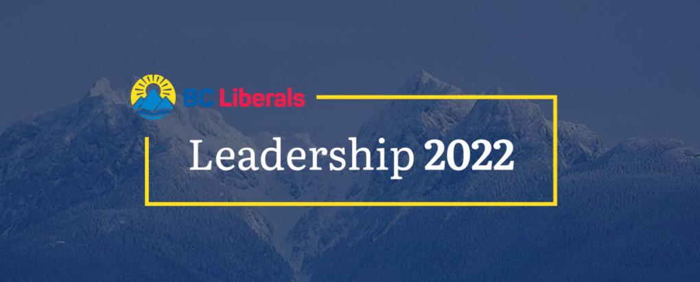 BC Liberal Leadership race