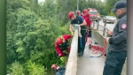 Major highway delays due to technical rescue