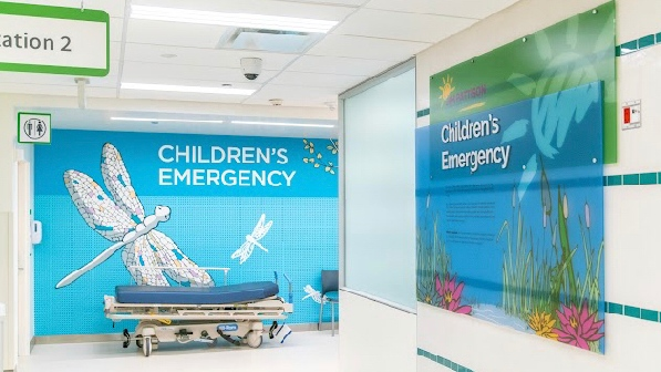 (Courtesy Jim Pattison Children's Hospital)