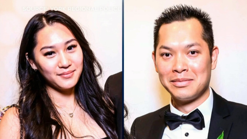 Toronto man wanted for murder of missing couple
