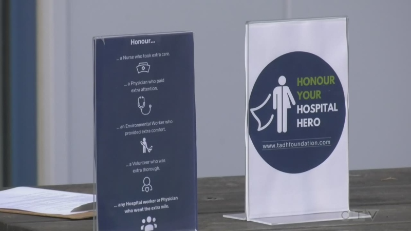 'Hospital Heroes' highlighted in Timmins