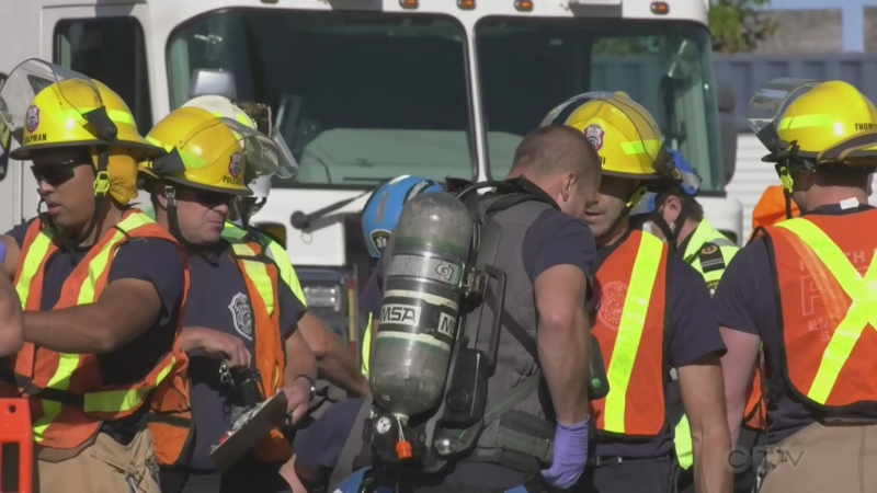 First responders put to test in training situation