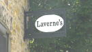 Laverne's on King Street in Gananoque, Ont. (Kimberley Johnson/CTV News Ottawa)