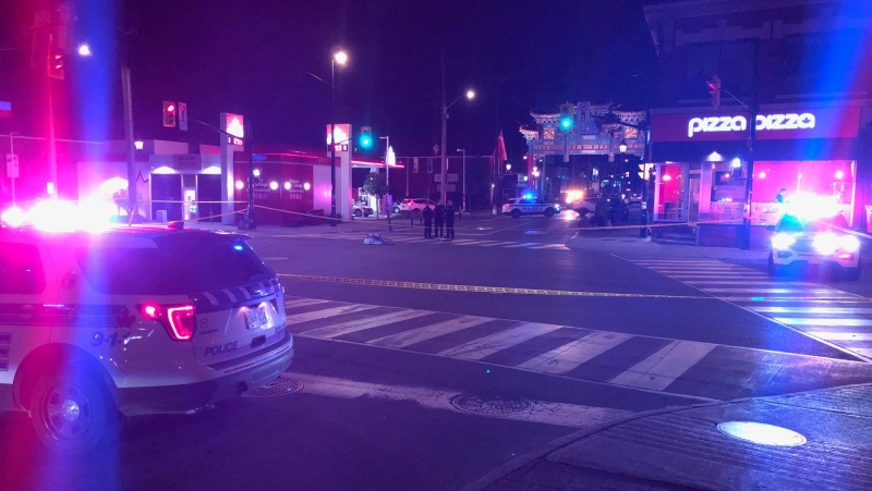 Collision at Somerset Street W and Bronson