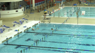 Saanich Commonwealth Place aquatic centre as seen on Sept. 28, 2021. (CTV News)