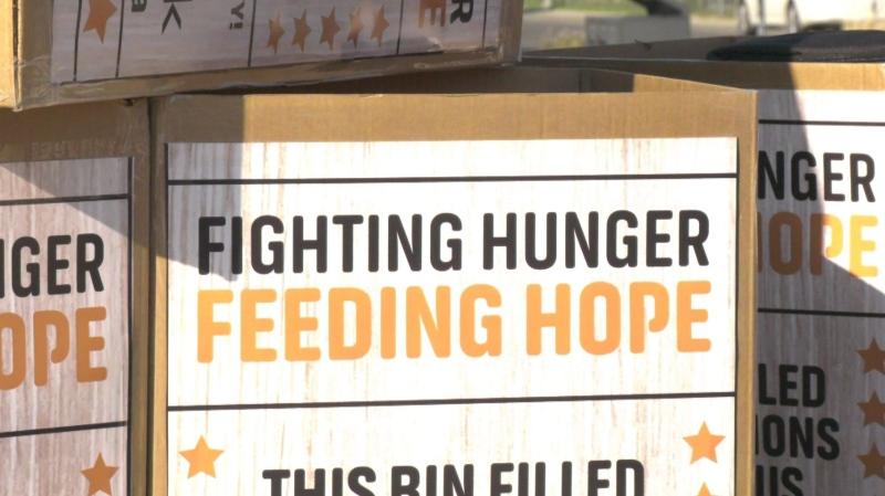 Million Meal Challenge kicks off