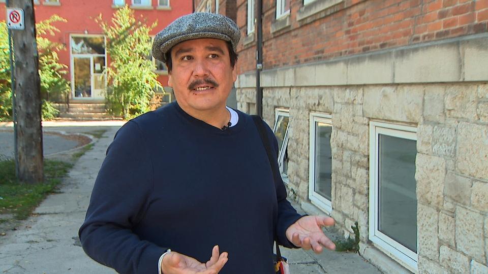 Clayton Thomas-Muller, CTV National News