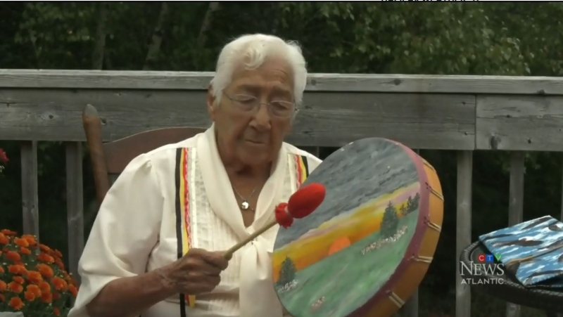 Elder Rose Knockwood-Morris spent nearly a decade at a residential school and the rest of her life recovering from the experience.