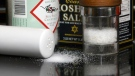 FILE--Assorted salts are shown in a 2006 file photo. THE CANADIAN PRESS/AP-Larry Crowe