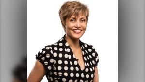 Jyoti Gondek has been declared the next mayor of Calgary. (supplied)