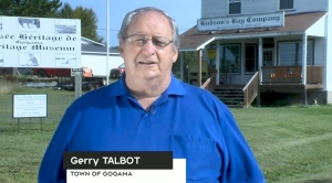 Gerry Talbot, from the Town of Gogama, talks about how the Community Futures program has helped the northeastern Ontario community. (CTV Northern Ontario)