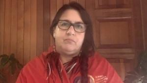 Native Women's Association of Canada CEO, Lynne Groulx