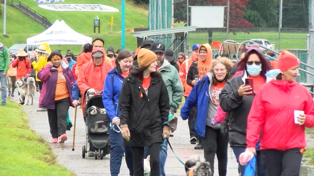 Reconciliation day walk
