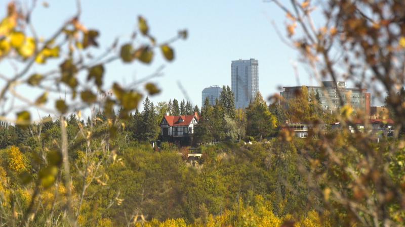 Edmonton luxury home
