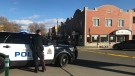 The Edmonton Police Service (EPS) says officers responded to reports of a shooting in the area of 81 Avenue and 104 Street around 2:18 a.m. on Oct. 3, 2021. Officers found an injured male on the street who later died on scene.