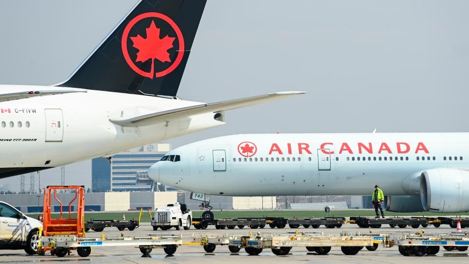 Air Canada file