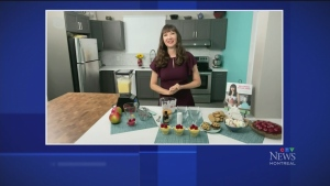 Author Julie Daniluk talks about recipes for comfort food that are sugar free.
