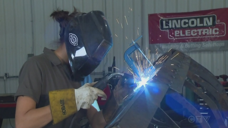 Manitoulin fabrication shop is thriving