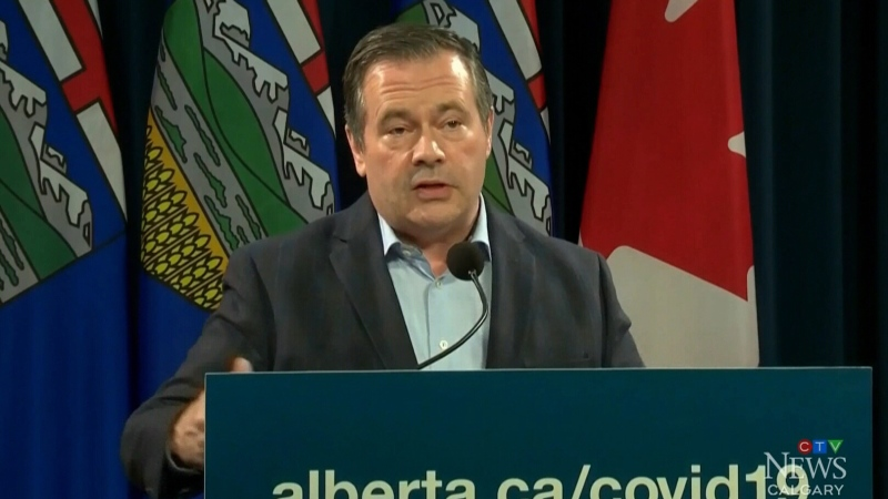 Political price for Kenney's COVID reversal?