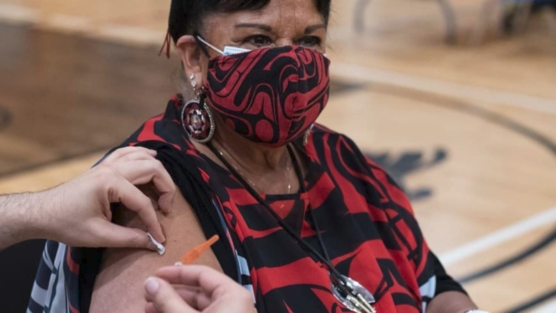 B.C.'s First Nations urged to get vaccinated